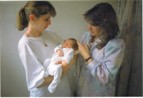 29 July 1991 – Sean aged less than 24 hours